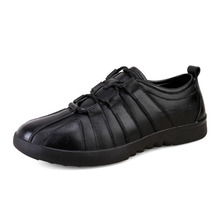2016 Leather Shoes For Men Casual Shoes Manila Fashion Plus Size Shoes