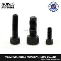 inner hexagon screw din 912 round head hex socket bolt