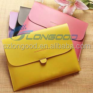 mini Pu leather customize bag for Ipad,Colorful bag case for Ipad