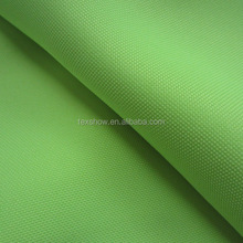 PU coated fluorescent yellow fabric sun reflective material