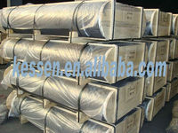 high carbon isostatic graphite electrode