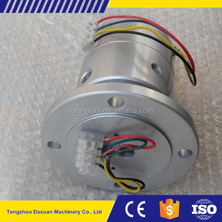 Fiber Optic Rotary Joint / Slip Rings