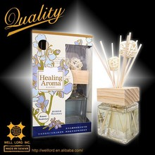 Rosemary aroma christmas gift car reed diffuser