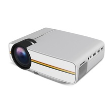 The best price 1000 Lumens 1080P HD YG400 mini projector for home theater