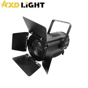 Cool White or Warm White 300W TV Studio Theater Stage Fresnel Spot LED Light