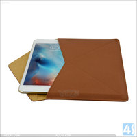 Special envelop design leather pouch cover for ipad mini 4