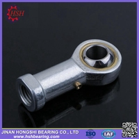 Best price and high quality hydraulic cylinder ceramic ball joint phs pos aluminum rod end bearing