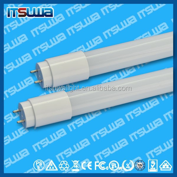 2014 chinese factory tubo,120lm/w,CE ROHS FCC,3 years warranty t8 led tube neon 120cm 18w
