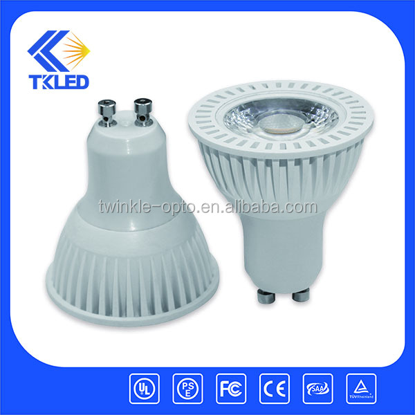 2015 most wonderful product SMD 2835 220-240V Dimmable 5W led Spotlight 4500K GU10 LED