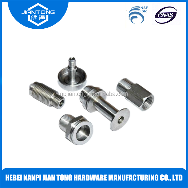 special offer cnc lathe machining pieces, cnc turning metal component, cnc turning lighting parts