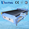 laser cutting for clothes cutting for sale /laser mixed cut machine AKJ1325