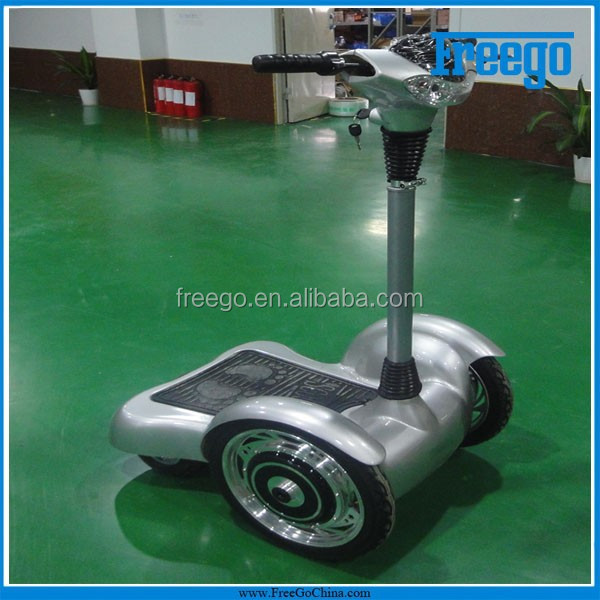 350w 48v Three Wheel Electric Mobility Scooter, 3 Wheel Electricscooter For Office Lady