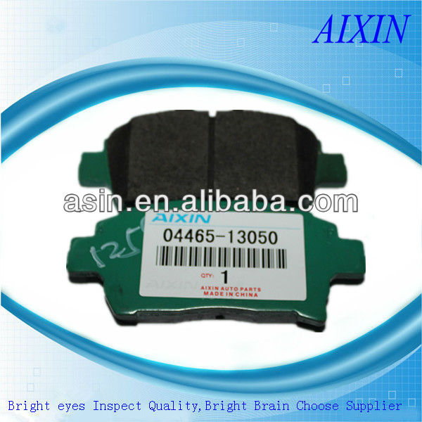 wholesale front auto Brake Pad for Toyota 04465-13050