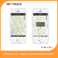 PROTRACK Global vehicle tracking server software GPS tracker GT06N with free apps gps tracking software with open source