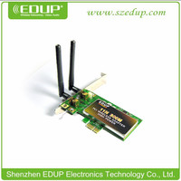 wholesale EDUP EP-9601 300Mbps Wifi PCI-E PCI Wifi Card