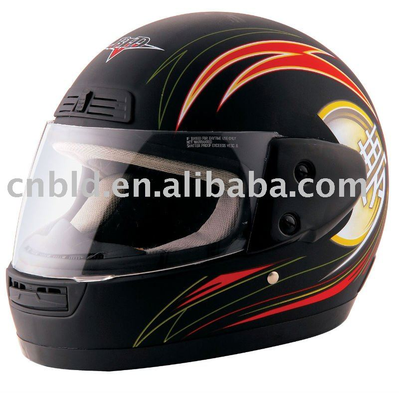 full face cool motorcycle helmets BLD-829