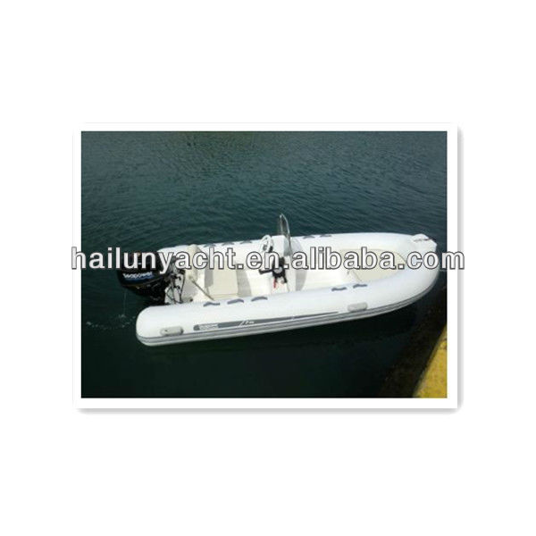 2013 stylish inflatable frp boat for sale HLB420