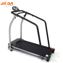 JADA Mini Portable Small Elderly Medical Manual Electric Walking Motorized Treadmill for Sale