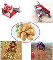 Three point hanging agricultural machinery potato digger/ commerical Carrot digger