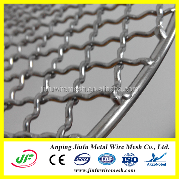 High Quality Stainless Steel baking Barbecue Wire Mesh