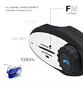 Motor Spare Parts Auto Motorcycle AccessoriesHelmet Bluetooth Intercom Headset With driving recorder