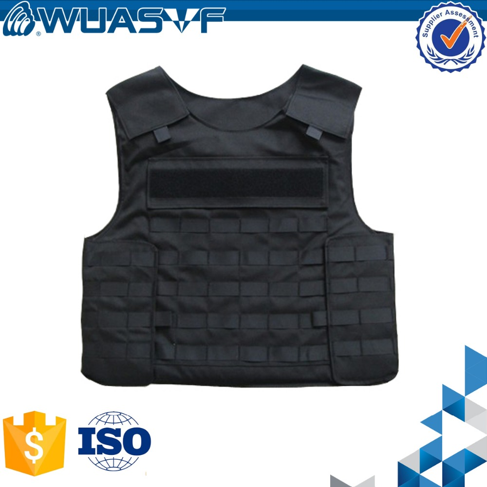 NIJ PE bulletproof body armor for army and police