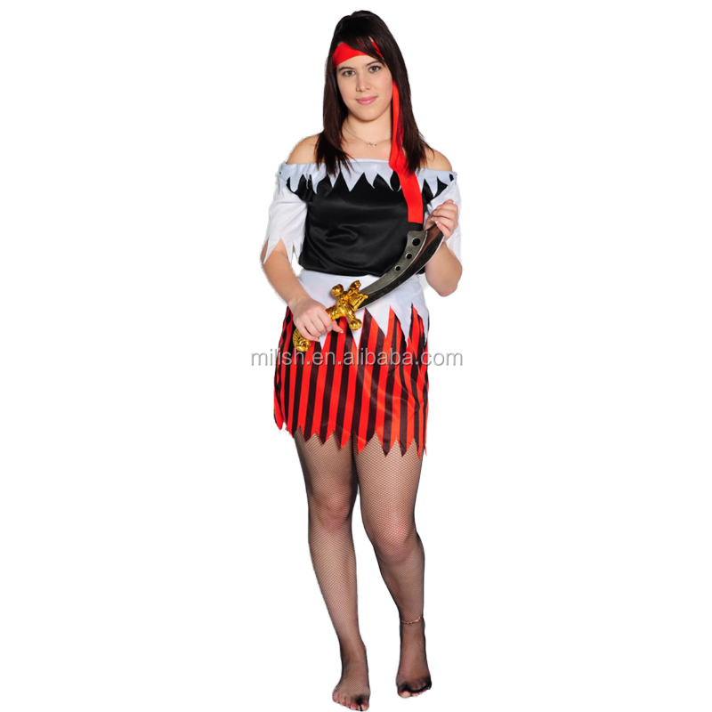 Party Carnival adult women sexy pirate costumes women pictures MAA-43