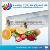 vacuum forming packing bag/organic food packaging bag/foil zipper pouch