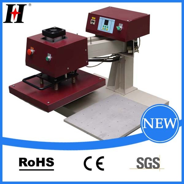 Top QX-B2 Double position heat press machine canada