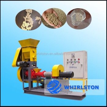 3940 Hot sale in China fish food pellet machinery/fish food pellet extruder