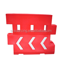 Plastic Road Traffic Barrier water filled barrier