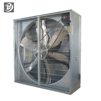 ventilation exhaust fan hammer fan balance weight type