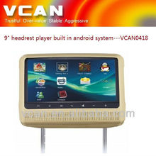 VCAN0418 9 inch multimedia smart monitor with comfortable touchscreen