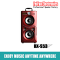 Top Sale 5.0 Inch Portable Bluetooth Speaker With Fm Radio