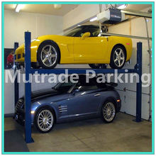 low cost 4 post car lift portable garage