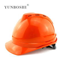 Industrial Good Price Pretty Construction Folding Safety Helmet