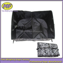 China Supplier Nylon Camouflage Hanging Foldable Storage Bag with Net