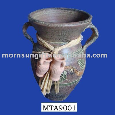 handcraft pottery vases