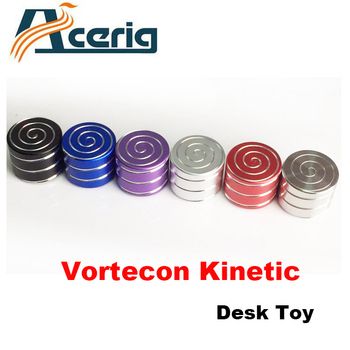 Various color Real product Vortecon Kinetic Desk Toy