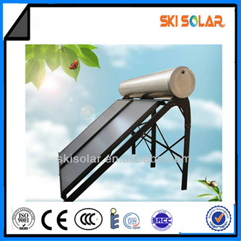 solar energy and electricity works together ,integrative thermosyphon solar water heater NTB
