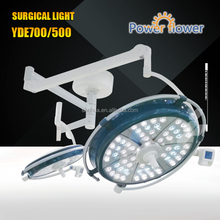 Manufacturing cheapest long service life medical device YDE700/500 led operating light