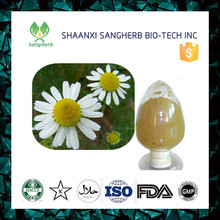 high quality bulk supply cosmetic products chamomile flower p.e 4:1 / chamomile apigenin 98%hplc with Trade Assurance