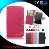 cheap phone accessory for iphone 6 case leather holster case