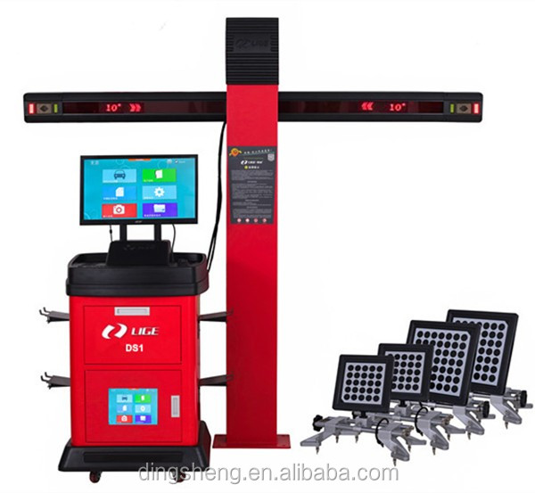 wheel alignment machine for sale 3 vehicles wheel alignment machine vehicles wheel alignment machine DS-1
