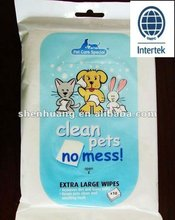 Antisects Pet Clothes/wet wipes/for pet/cat/dog