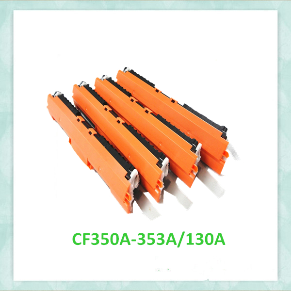 CF350A , Toner Cartridge For HP CF350A CF351A CF352A CF353A , with 26 years factory price