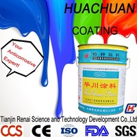 excellent antirust High-build Epoxy Glass Flake Anticorrosive Primers