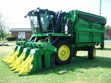 John Deere 9970 Used Cotton Pickers Machine