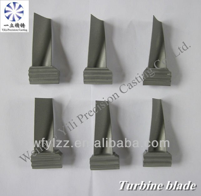 All Kinds Of Superalloy Gas Turbine Blade