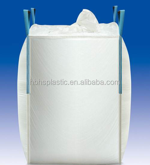 ISO 1 ton FIBC bulk bag for copper,concentrate,coal,cement